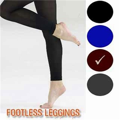 Footless Leggings