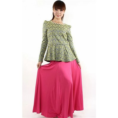Lycra Cinderella Skirt