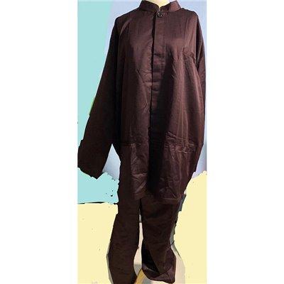 Raihan Styled Baju Melayu - Dark Purple
