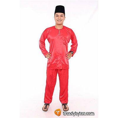 Baju Melayu Teluk Blanga - S To XL