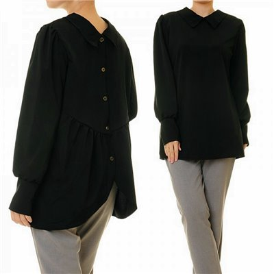 Reversible Tunic Blouse