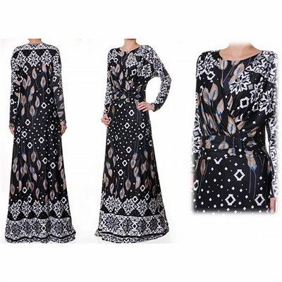 Layered Ruching Vneck Plus Maxi Dress