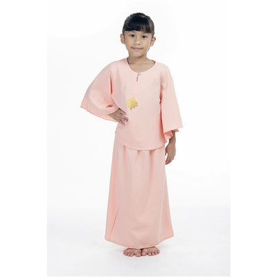 Girls Batwing Set