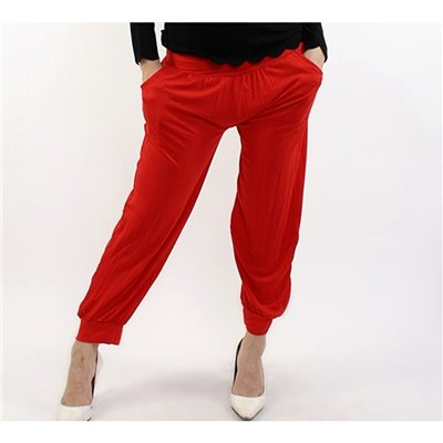 Harem Pants - Red
