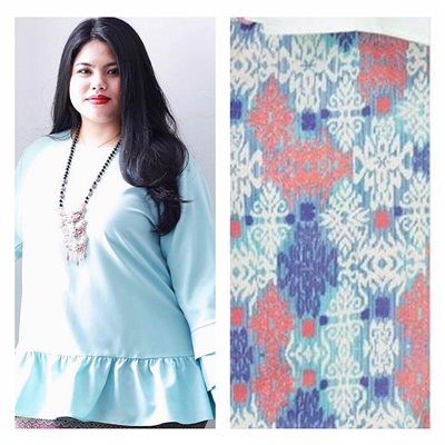 Kurung Set - Mint