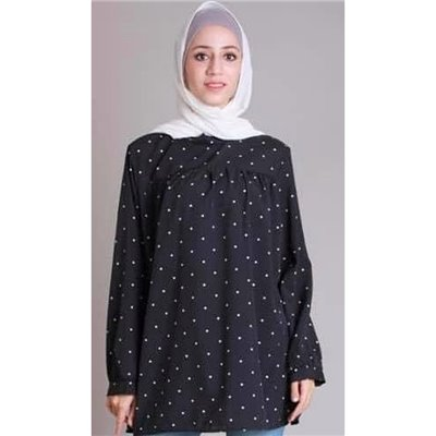Polkadot Printed Top