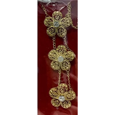 Kids Keronsang Cum Necklace