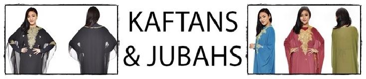 Kaftans & Jubahs